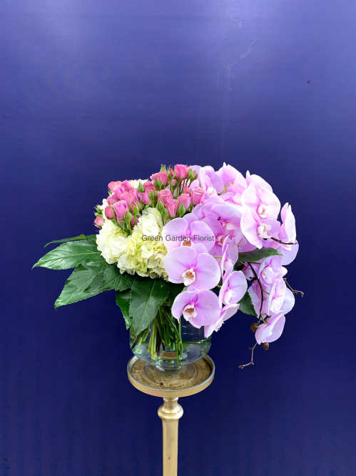 Luxurious Lavender Arrangement (20-100)