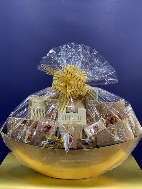 Golden Memories Gift Basket (GB-203)
