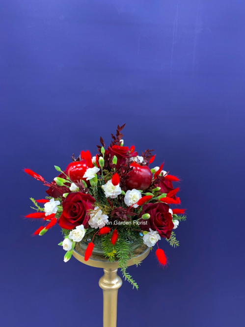 Winter Shine Arrangement (19-141)