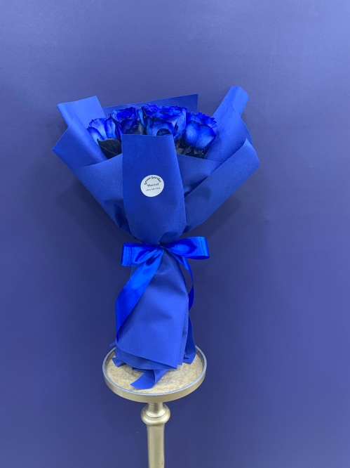 Deep in Blue Bouquet (20-113)