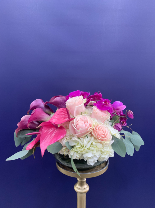 Purple River Arrangement (20-114)