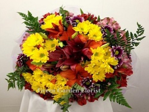 Lovely Sun Bouquet (17-03)